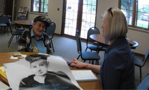 Dell Burt Hall interviewed 9/7/16